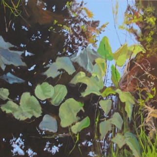 Creekside Acrylic 24x30