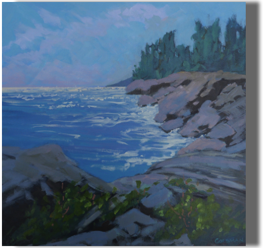 Waterfront Property 20x20 - $450 - Gallery The Rocky Coast