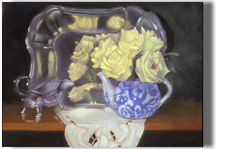 Pastel - Private Collection